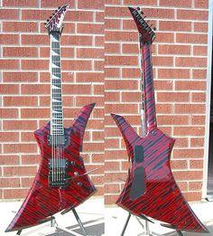 Guitar Girl, Music Guitar, Guitar Amp, Cool Guitar, Playing Guitar, Unique Guitars, Custom Guitars, Rock And Roll, Jackson Guitars