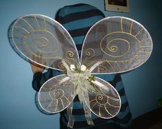 Fairy Butterfly Wings