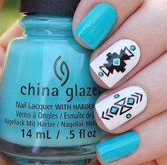nice 35+ Beautiful and Unique Nail Art Designs - Nail Art Gallery