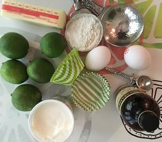 Limes are everywhere in Florida, and I just love the bright and tangy taste of them in recipes. My good friend and neighbor has trees in her yard, so I am the lucky recipient of lemons and limes whenever I want them. I came up with these summer lime cupcakes while trying to think of a new way to use…