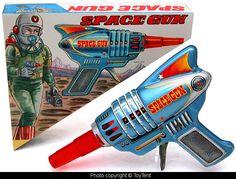 space gun made in Japan