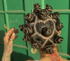 Black Girl Braided Hairstyles, Pretty Hairstyles, Quick Braided Hairstyles, Girls Natural Hairstyles, Hair Inspo, Hair Inspiration, Curly Hair Styles, Natural Hair Styles, Dyed Natural Hair