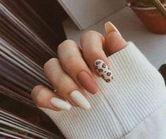 Acrylic Nails Coffin Short, Simple Acrylic Nails, Pink Acrylic Nails, Gel Nails, Coffin Nails, Short Nail Designs, Acrylic Nail Designs, Multicolored Nails, Acylic Nails