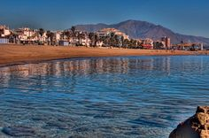 Place: Playa Duquesa, Estepona / Andalucía, Spain. Photo by: Brian Pellow (500px.com)