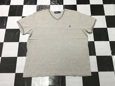 Vintage Polo Ralph Lauren shirt small pony Size L by AlivevintageShop on Etsy