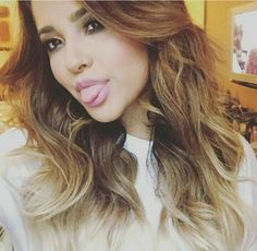 Designer Clothes, Shoes & Bags for Women Becky G, Queen B, Celebs, Celebrities, Portrait Photo, Covergirl, Hair Makeup, Hair Cuts, Hair Beauty