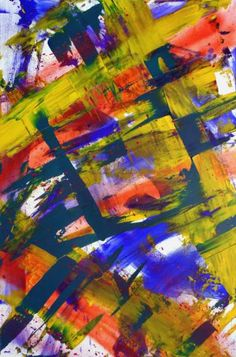 "Saatchi Art Artist Patrick Nikowitz; Painting, ""Velocitas"" #art"