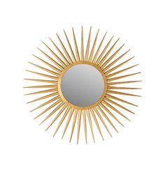 Sun Flair Wall Mirror