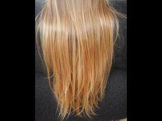 D.I.Y | ECLAIRCIR ses cheveux NATURELLEMENT et RAPIDEMENT