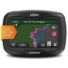 nice Garmin Zumo 390LM 4.3&quot Motorcycle GPS with Lifetime Map Updates - For Sale View more at http://shipperscentral.com/wp/product/garmin-zumo-390lm-4-3quot-motorcycle-gps-with-lifetime-map-updates-for-sale/