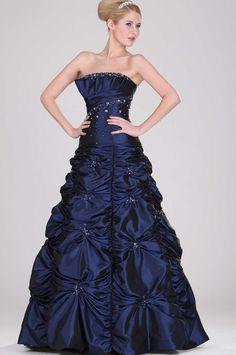 Wishesbridal Prom Dress With Pick Ups