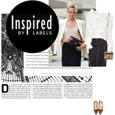 """""""inspired"""" by punnky on Polyvore"""