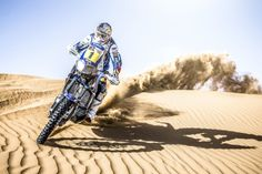 Get in gear as the Dakar returns to South America for an epic race from Argentina to Chile.