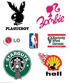 Marcas zombies.