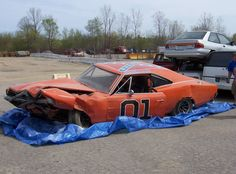 "A real General Lee Found "" Similar Chargers have attempted such conditions"".. Over 300 Types are: Sad but True..."