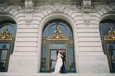 Beautiful San Francisco City Hall wedding, Tinywater Photography
