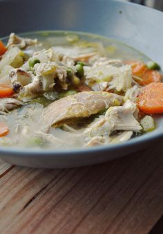 Beat the winter blues with some soothing soups