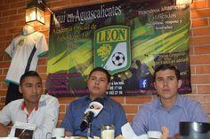 Escuela de fútbol del Club León en Aguascalientes