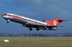 Ansett Airlines Of Australia Boeing 727-277 (VH-RMM)