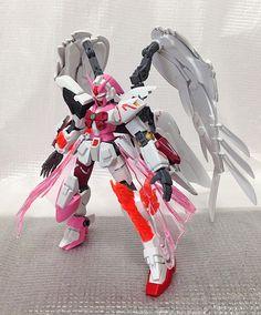 GUNDAM GUY: HG 1/144 Nobel Gundam - Customized Build