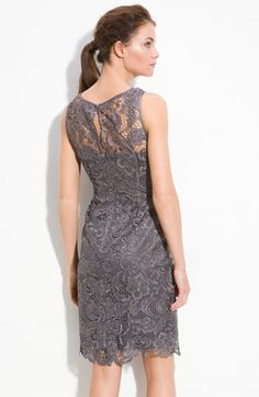 I love this dress but I'm concerned it could be too formal beside something very casual. If we all loved it and wanted to wear it (or something comparably tailored) I think it would look great beside K's! $158