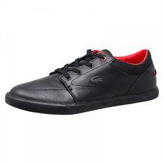 Buy Lacoste Fashion Sneakers for Men - Black - Casual & Dress Shoes | UAE | Souq