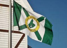 The Flag of Cape Breton!
