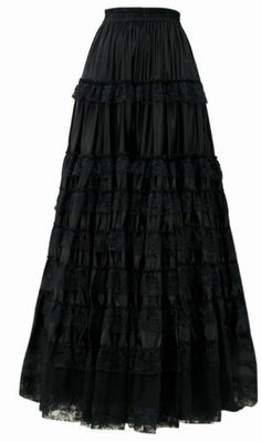Antebellum Skirt