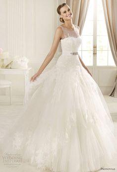 Pronovias 2013 Glamour Bridal Collection   Wedding Inspirasi
