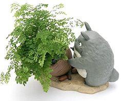 Studio Ghibli My Neighbor Totoro Gardening Planter Pottery Style Flowerpot
