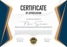 Discover thousands of Premium vectors available in AI and EPS formats Free Certificate Maker, Certificate Of Completion Template, Certificate Of Achievement Template, Certificate Design Template, Flyer Template, Office Templates, Templates Free, Software, Certificate Of Appreciation