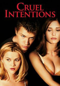 Cruel Intentions - From my own DVD collection, so obviously I like it.  It's biggest problem is the odd changes in tone it takes sometimes.  Sometimes the dialogue is a little odd, but very enjoyable time after time.  I do appreciate that the characters all have good and bad points.