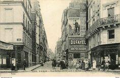 Paris 17ème - Rue Nollet à La Rue Legendre - Belle Animation - AA26 - Arrondissement: 17 Arrondissement, France, Street View, Animation, Old Paris, Antique Pictures, Photography, Landscapes, Nostalgia