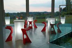 KONCORD. De Karim Rashid para Slide.   La Suite... Mobilier Design Indoor / Outdoor