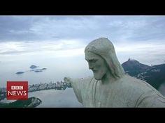 O Brasil visto do alto, segundo a BBC