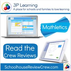 The Mathletics program is designed as a supplement to whatever math you are already using and can be used for grades K-12. #homeschool #hsreviews #math