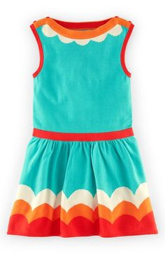 Mini Boden Sleeveless Knit Dress (Toddler Girls, Little Girls & Big Girls) available at #Nordstrom
