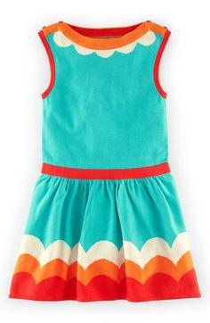 Mini Boden Sleeveless Knit Dress (Toddler Girls, Little Girls & Big Girls) available at #Nordstrom