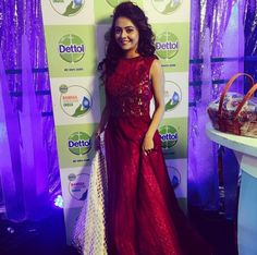 devoleena bhattacharjee at star parivaar awards 2015