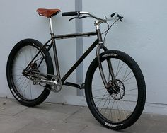 Surly 1x1 Final by nochancetogetacoolname, via Flickr