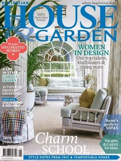 You can now take a look on May 2015 Issue   of Australian House and Garden Magazine‬.