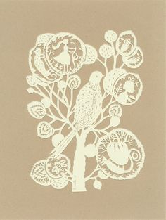 Beautiful! Hand-crafted paper cutting is almost a lost art, with laser cuts so plentiful, but there is something about the zen of paper-cutting that is so relaxing.