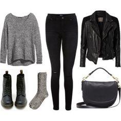 Black and grey everyday