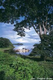 El Lake Nicaragua or Lake Cocibolca