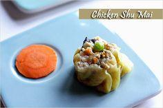 Chicken Shu Mai (Siu Mai) Recipe