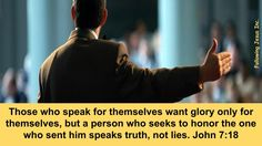 Who Do You Please When You Preach? God or Your Ego?