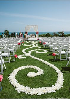 An Orange County Real Wedding Photographed by Sargeant Creative / via StyleUnveiled.com