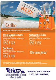 Caribe - Promoção