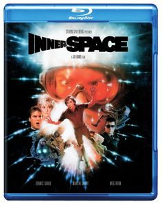Innerspace - Blu-Ray (Warner Home Video Region A) Release Date: August 4, 2015 (Amazon U.S.)