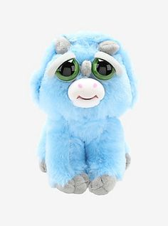 Feisty Pets Brainless Brian Triceratops Plush, Cute Home Decor, My Spirit Animal, 9th Birthday, Christmas Stuff, Pop Culture, To My Daughter, Harry Potter, Plush, Teddy Bear